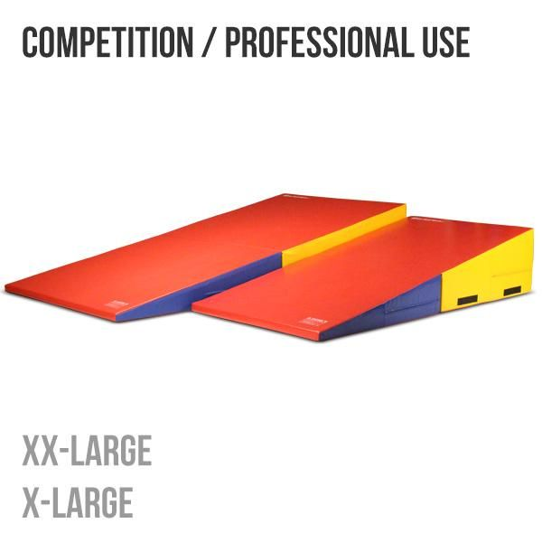 We Sell Mats In15med Lmgbl Lime Green X2f Blue Gymnastics Folding Incline Cheese Wedge Skill Shape Tumbli Tumble Mats Gymnastics Training Gymnastics Equipment