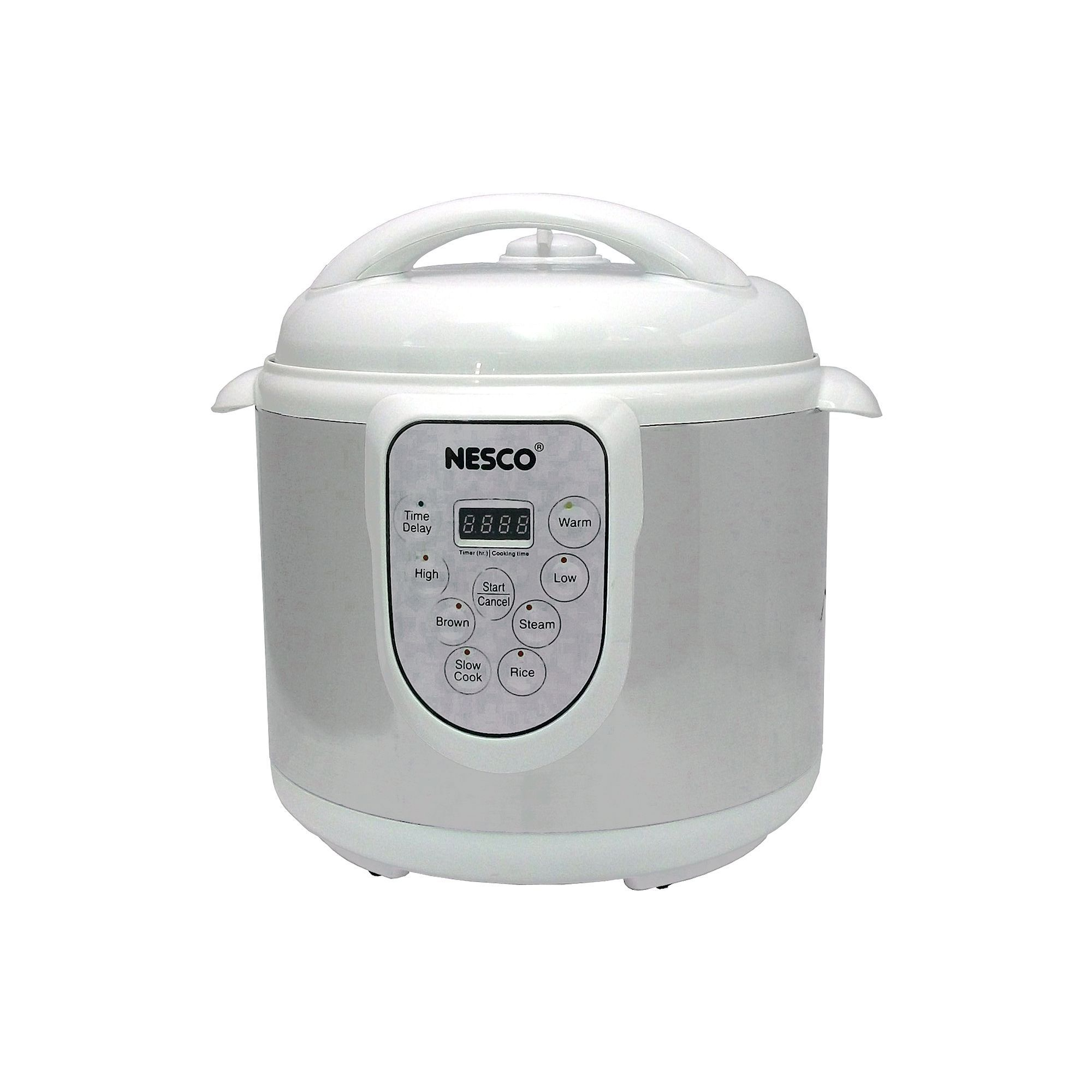 Nesco stainless steel qt pressure cooker products pinterest