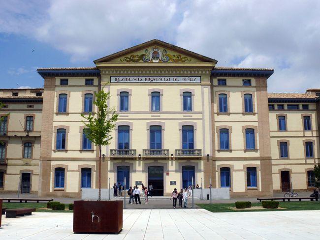 Facultad De Empresa Y Gestión Pública Campus De Huesca Universidad De Zaragoza Unizar Zaragoza Universo Huesca
