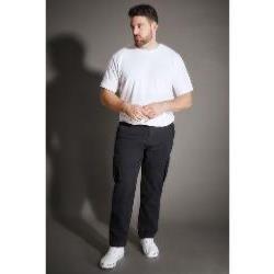 b70febc72f0 BAD RHINO Big Mens BLACK JEANS - bigmenonline - large mens clothing ...