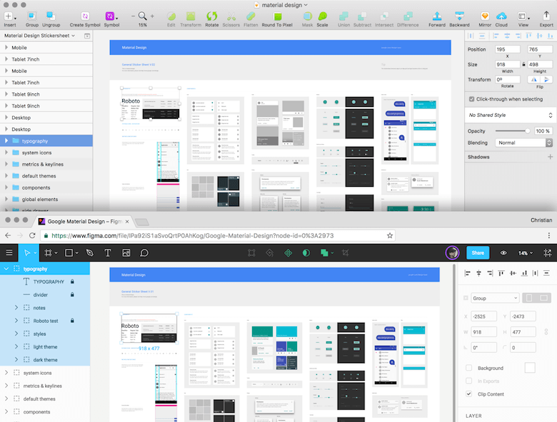 Figma Vs Sketch: The Showdown | Software stuff | Sketches, Tool