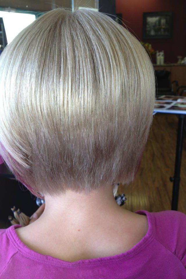 A Line Haircut Kellies Work Pinterest Hair Cuts Hair And