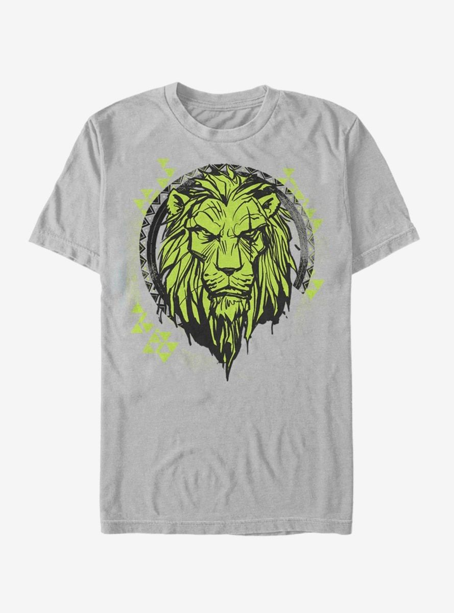 16490792 Disney The Lion King 2019 Tribal Scar T-Shirt in 2019 | Products | T ...
