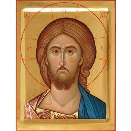 The Holy Saviour 19×25 cm, catalog of St Elisabeth Convent. #catalogofgooddeed #icon #orthodoxy #iconographer #iconography #art #handpainted #faith #love #hope #Jesus #Christ #Lord #God #acrylic #handmade