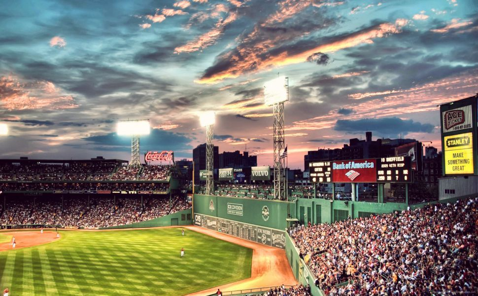 Fenway Park Hd Wallpaper Red Sox Wallpaper Fenway Park Red Sox