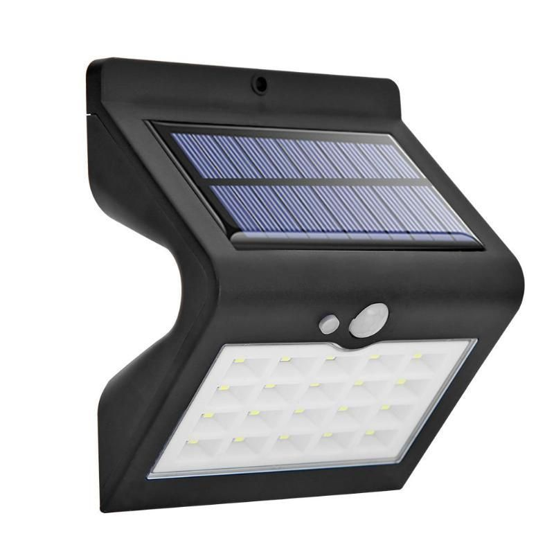 Led Solar Light Sensor Outdoor Waterproof Garden Light Home Energy Saving Street Yard Wall Lamp Security Lamp Long Life In 2020 Solar Lights Light Sensor Wall Lamp