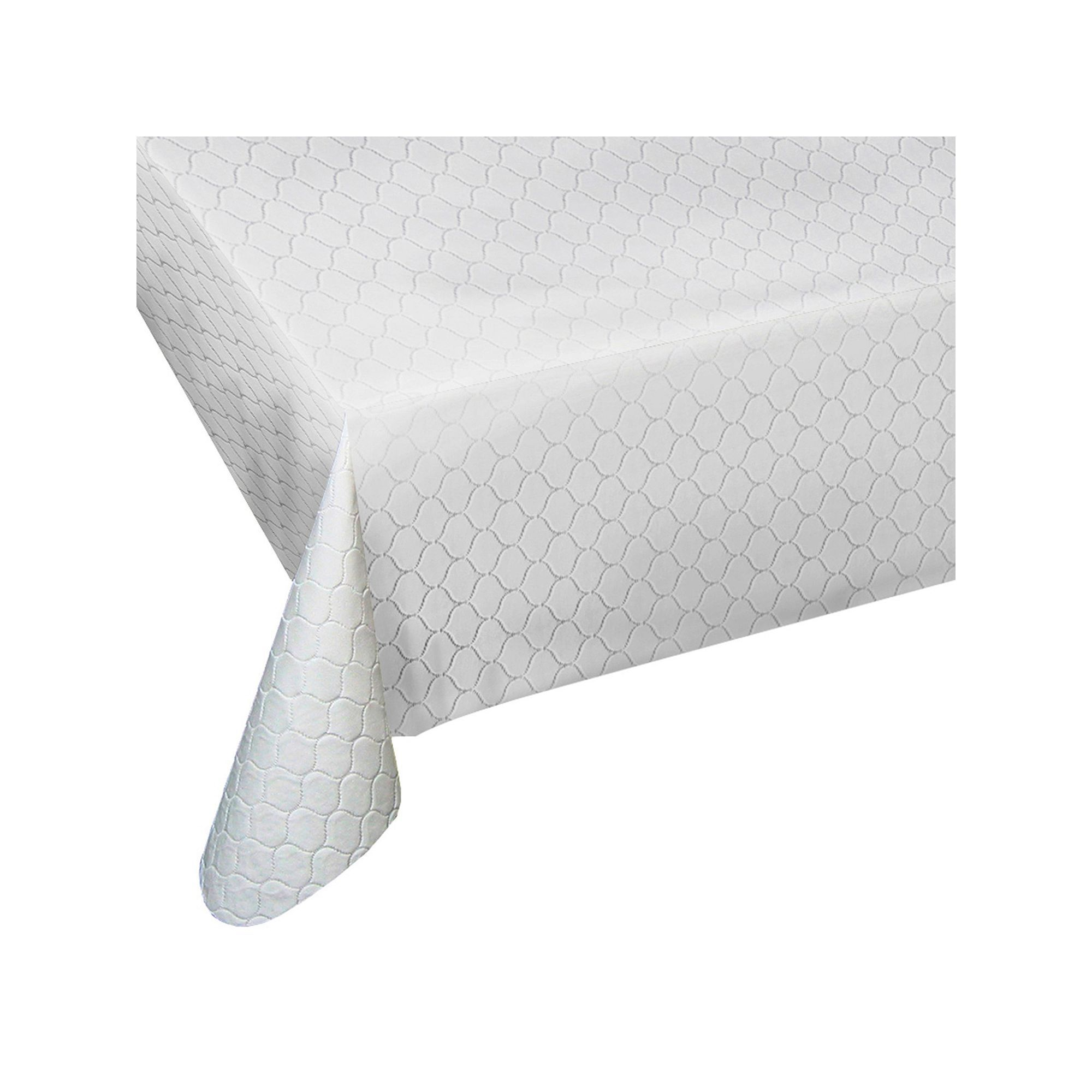 Hotel Quilted Tablecloth Pad, Multicolor | Products : quilted tablecloth table linens - Adamdwight.com