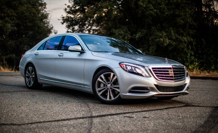 Awesome 2017 Mercedes Benz S
