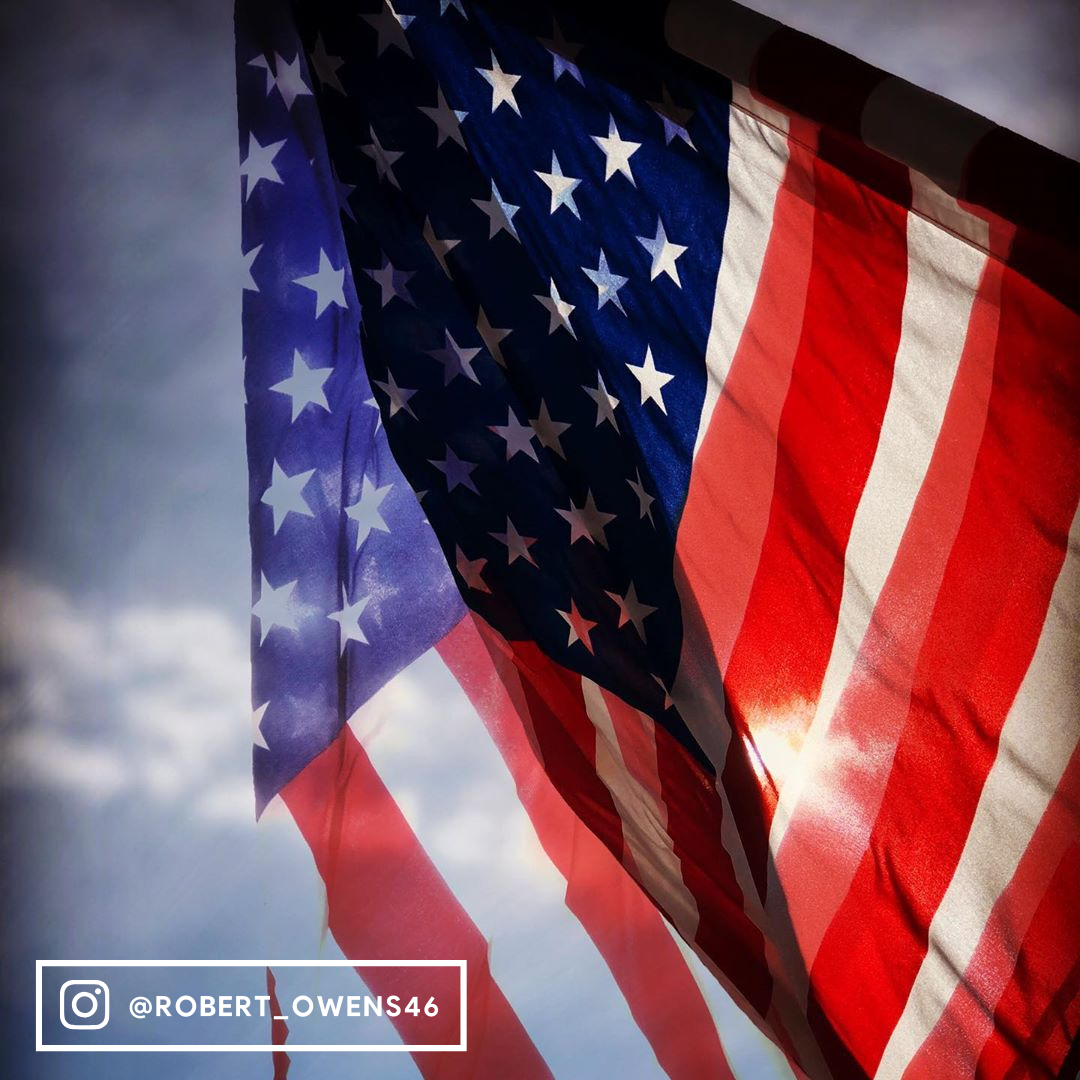 Some Double Exposure Beauty To Start Your Thursday Off Right Robert Owens Robert Owens46 Usflag Usa Patri In 2020 Us Flags Flag Store United States Flag