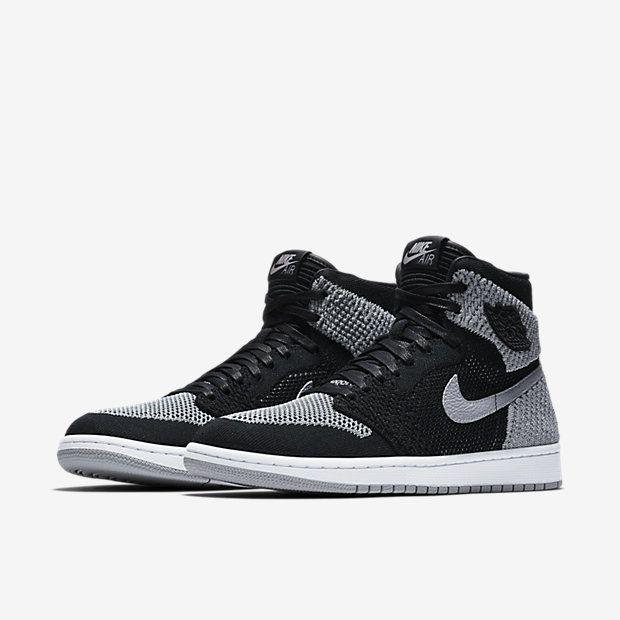 cb00eb7ef941 Nike Air Jordan 1 Flyknit Shadow in 2019
