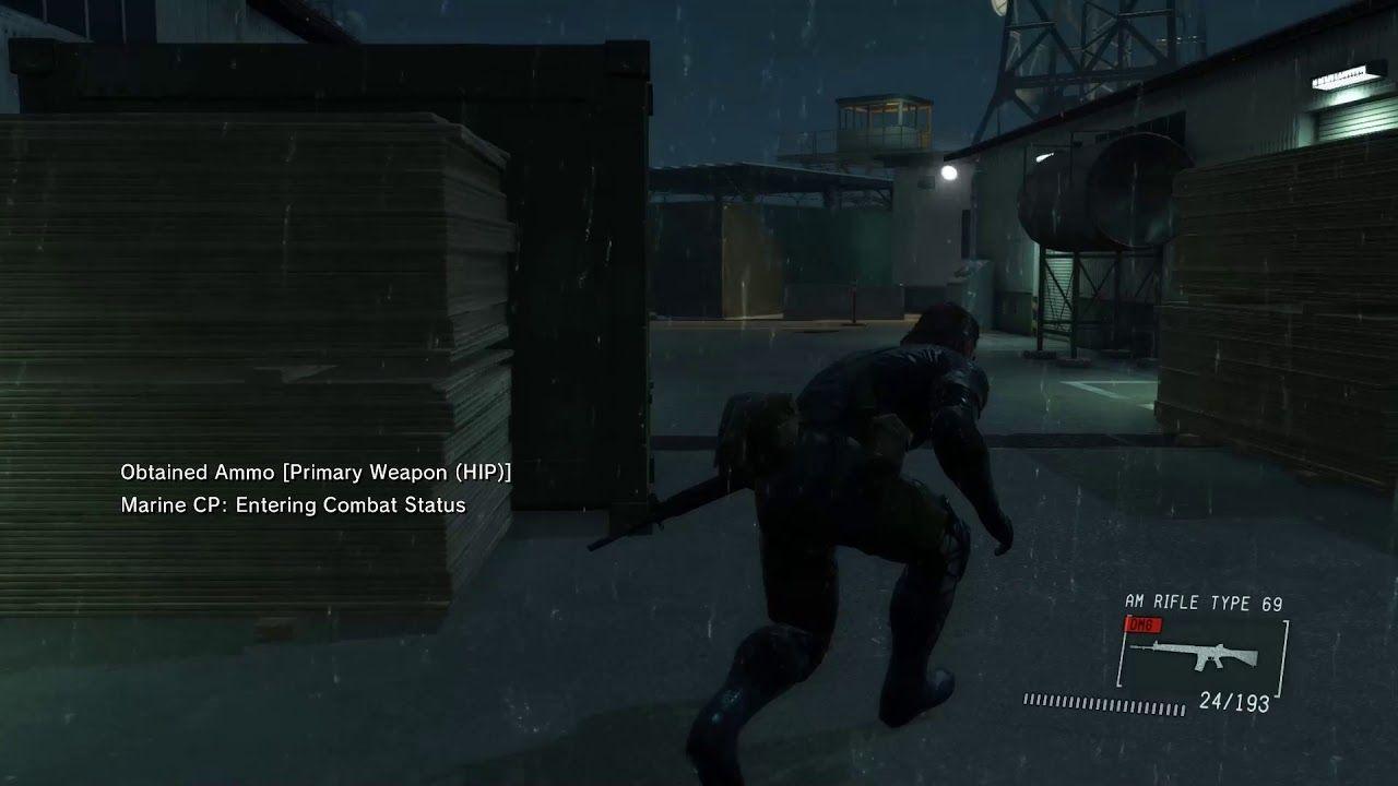 Metal Gear Solid 5: Ground Zero