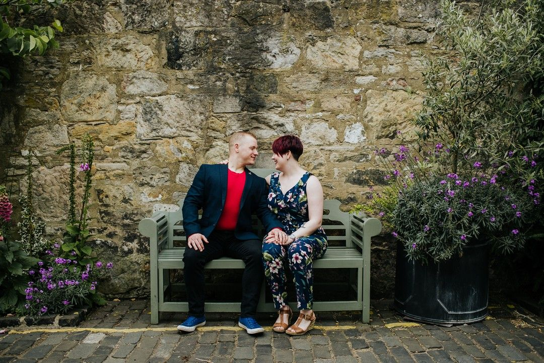 These two <3 I love it when I stroll through the streets with a couple and we find spots like this. Perfect for a little break and a cheeky flirt. . . . #edinphoto #edinburgh #scotland #visitscotland #igersedinburgh #portraitphotographer #thisisedinburgh #edinburghlife #edinburghsnapshots #portraitphotography  #edinburghbloggers #edinburghphotographers #portraits #photomodel #PursuitofPortraits #ThroughTheLens #lightphotography #PortraitFolk #InstaPortrait #WithHumans #peoplescreatives #port
