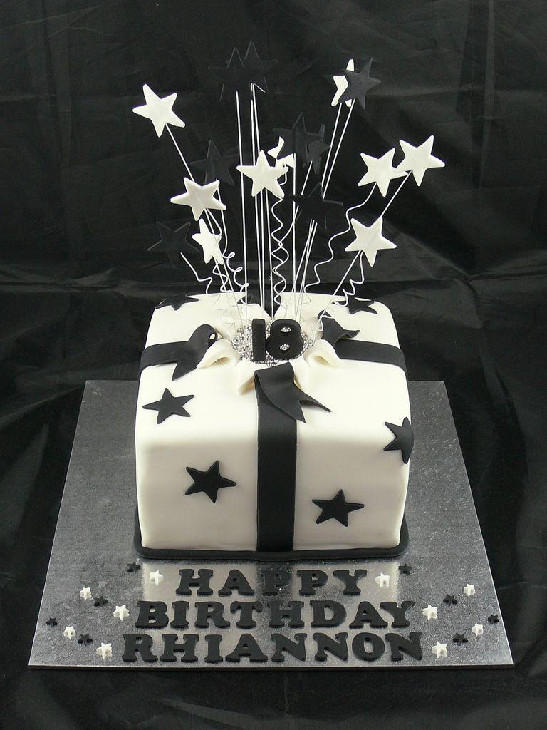 18th birthday theme cakes