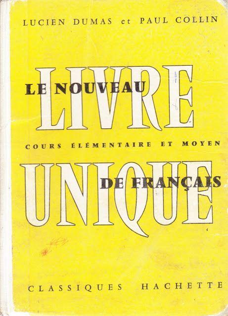 Dumas Collin Le Nouveau Livre Unique De Francais Ce Cm