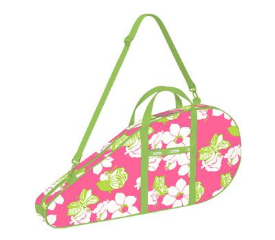 Lesportsac Lilly Pulitzer Tennis Racquet Bag Love