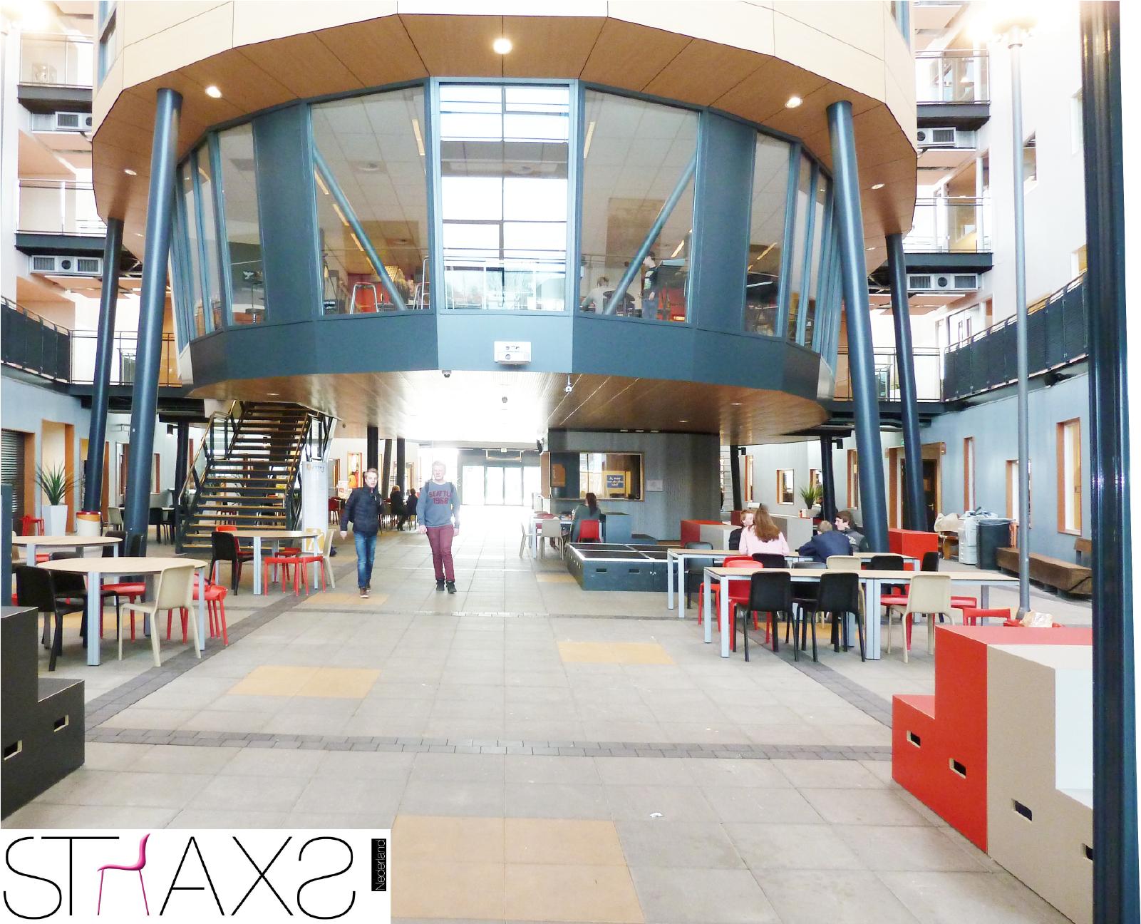 Straxs Nederland | Gerrit Komrij College | Interieur | Interior ...