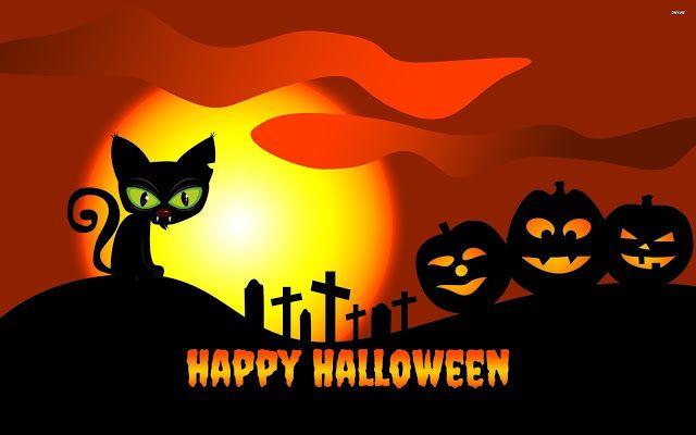 Happy Halloween 2017 images background wallpaper posters Halloween - halloween poster ideas