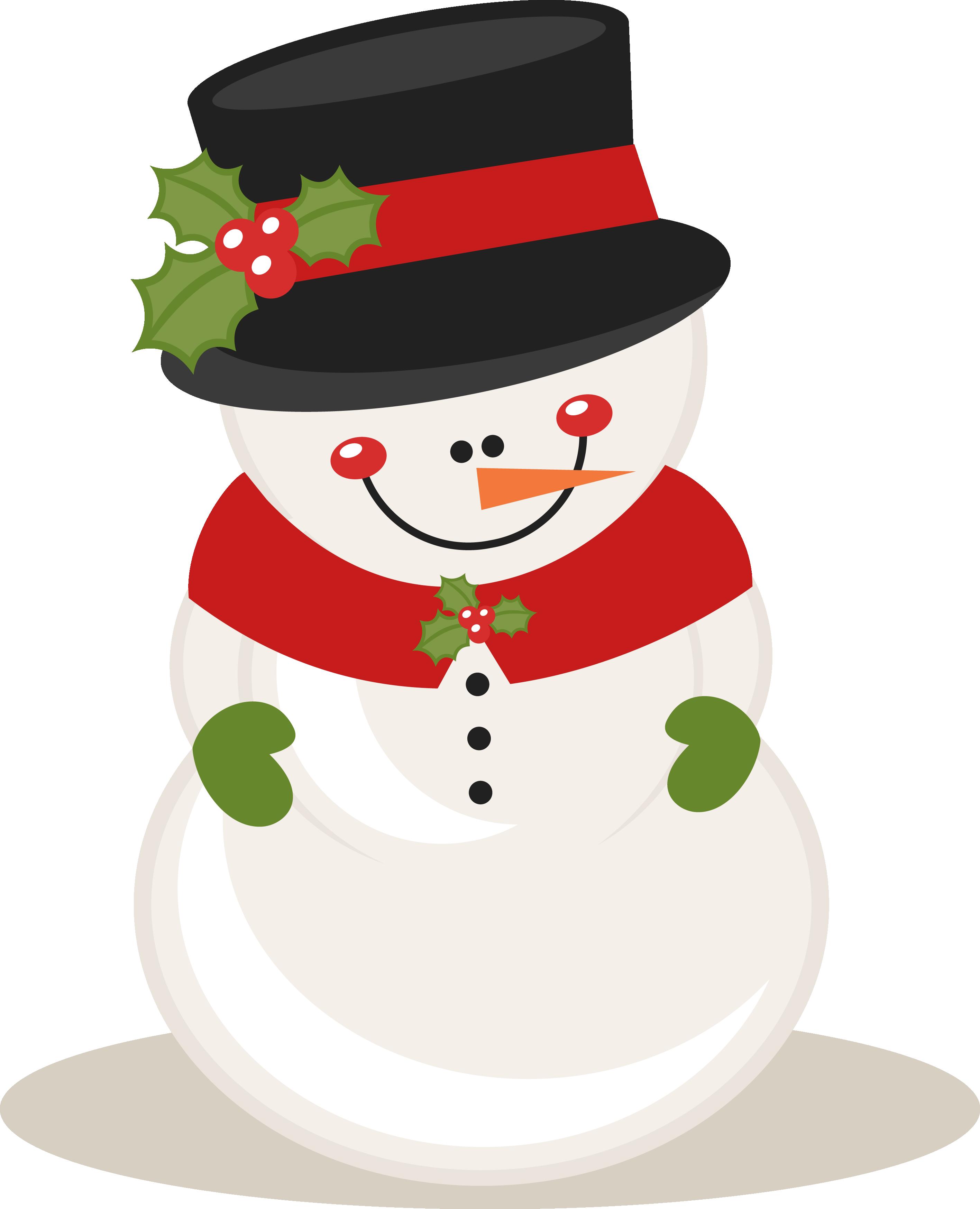 MKC_ChristmasSnowman_SVG Christmas scrapbook layouts