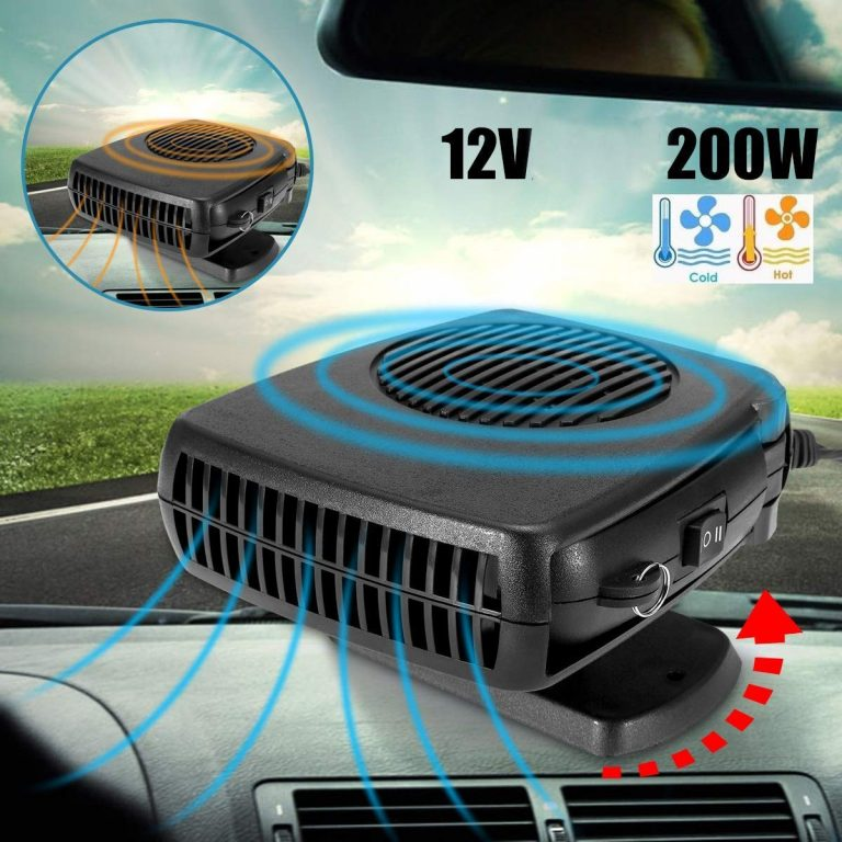 Top 10 Best Portable Car Heaters in 2020 Reviews