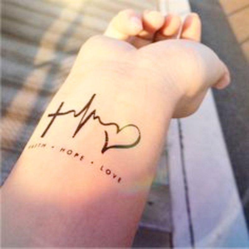 90cab7b230b0b 40+ Creative Matching Married Couple Tattoo Ideas | Lifestyle ...