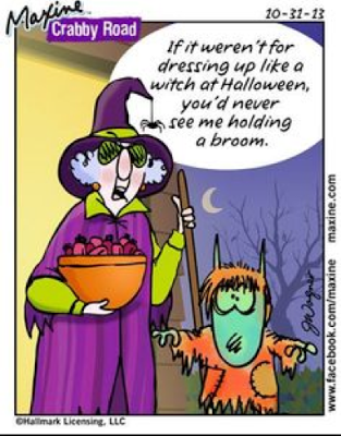 Tri Cities On A Dime: HALLOWEEN AND MAXINE · Halloween QuotesHalloween  FunHalloween ...