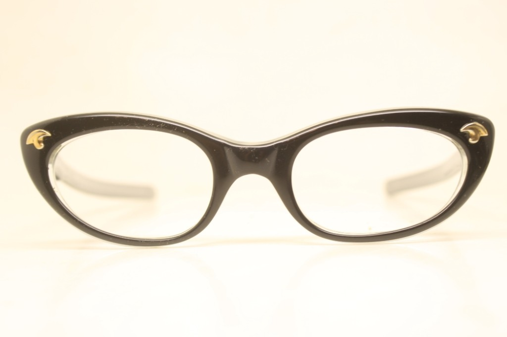 Unused Blue Vintage Cat Eye Glasses Vintage Cat Eye Glasses Cat Eye Glasses Eye Glasses