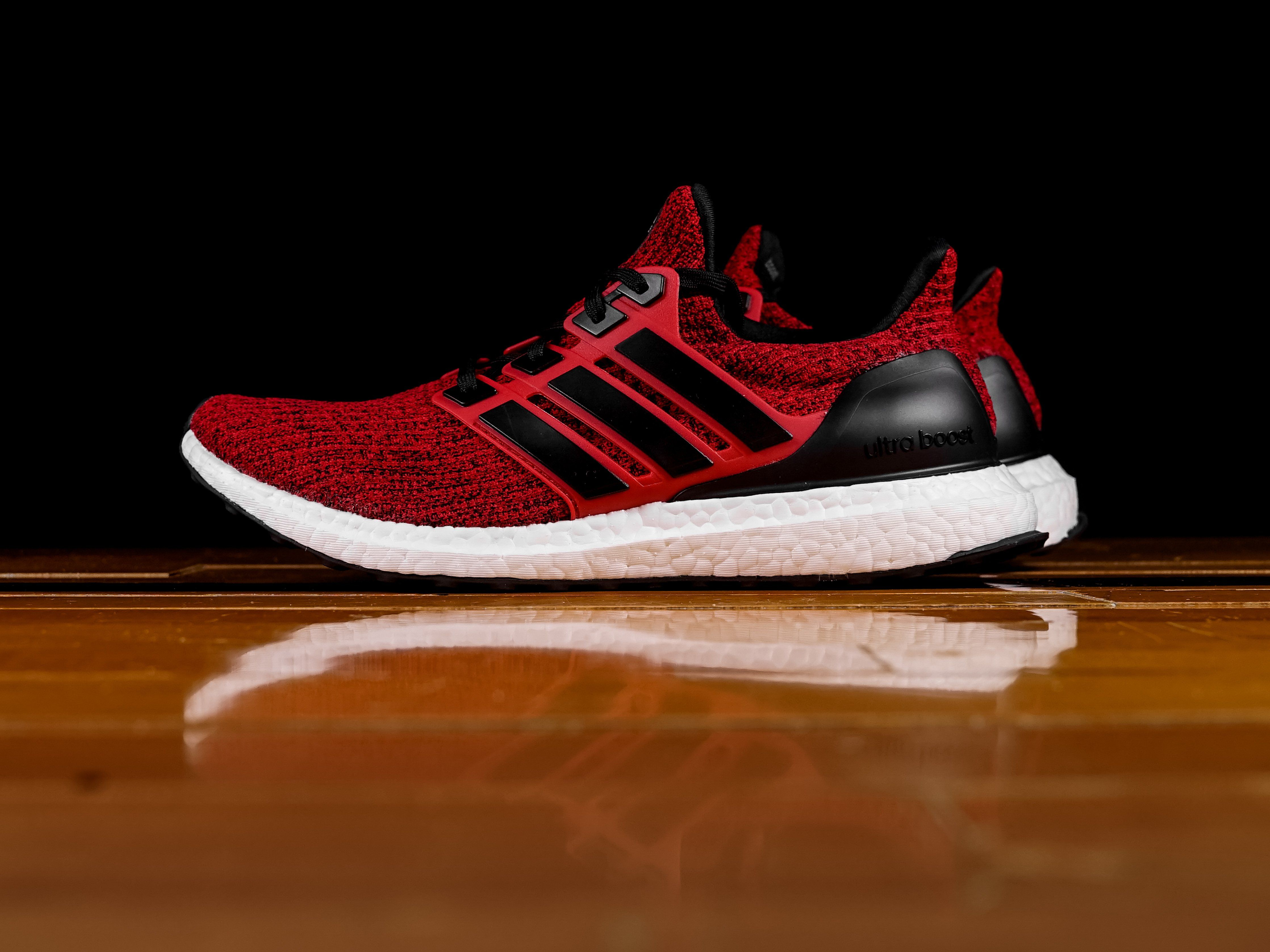 Men's Adidas Ultra Boost 4.0 'Power Red' [EE3703] | Kicks in