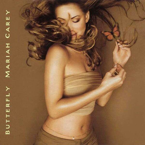 Mariah Carey S Butterfly Album Love This One Mariah Carey Anos 90 Mariah Carey Cantores