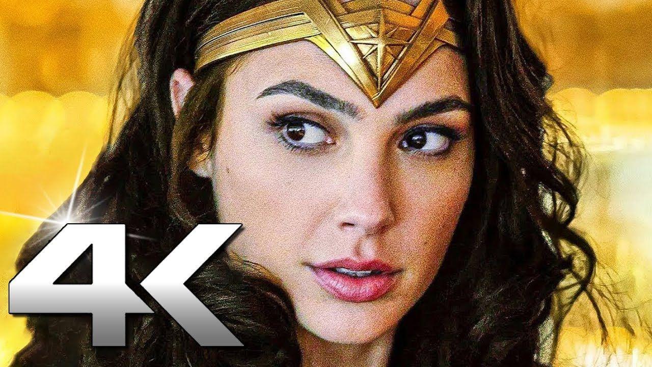 Wonder Woman 2 Trailer 4k Ultra Hd 2020 In 2020 Wonder Woman