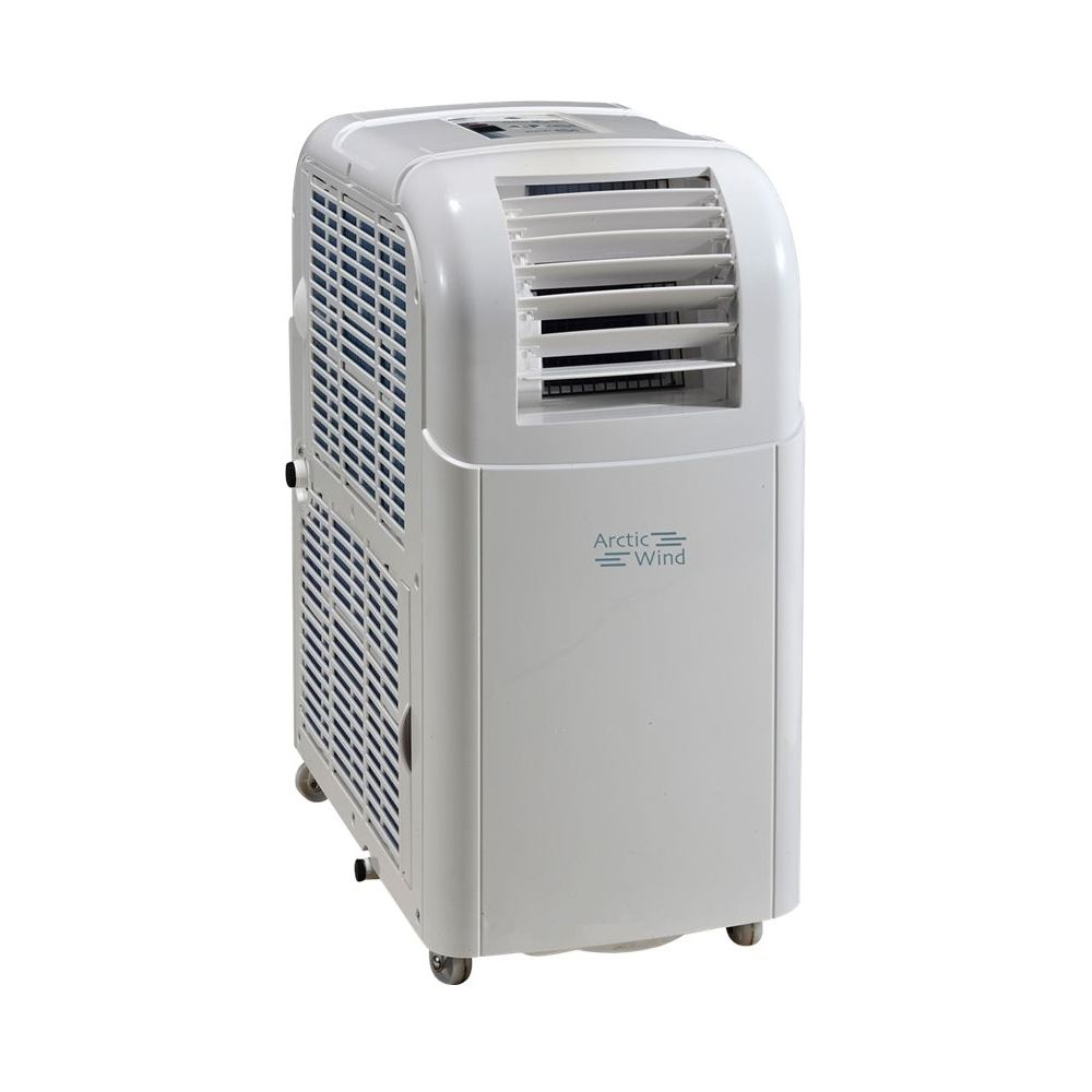 Arctic Wind 340 Sq Ft Portable Air Conditioner White Ap8018 Portable Air Conditioner