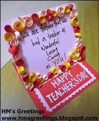 Image Result For Quotes For Teachers Day Cards Happy Teachers Day Card Teachers Day Greeting Card Teachers Day Greetings