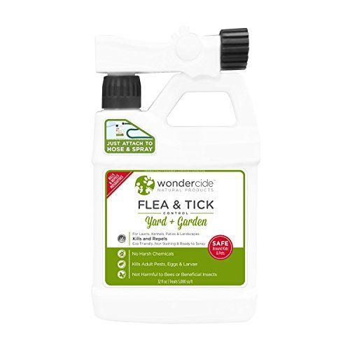 Readytospray Natural Flea And Tick Yard Spray Kill Control Prevent