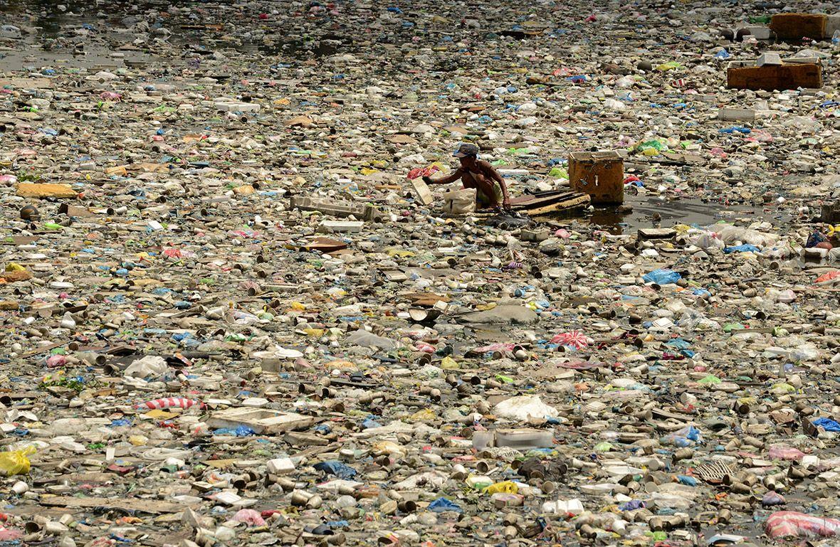 World Oceans Day 2016 Shocking Photos Of Marine Pollution Around