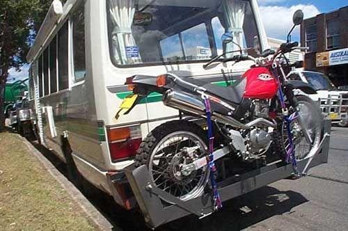 Yamaha Bike Carrier For Jeeps