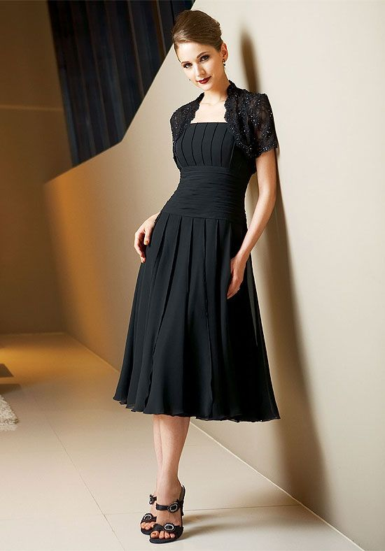 Tea Length Mother Of The Bride Dresses - The Wedding Specialists ...