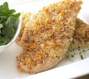 Light and Crunchy Chicken Parmesan | Manitoba Chicken