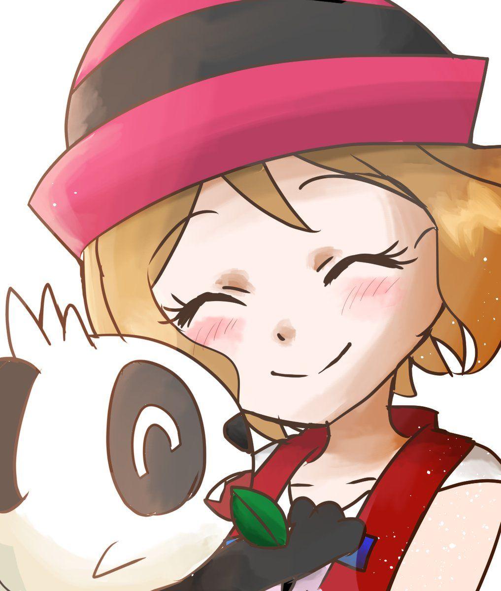セレナとヤンチャム Pokemon Kingdom Pinterest Pokémon And Manga