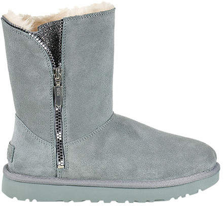 8a84bbb1a13 UGG Women's Marice Boot - Geyser Suede Boots | Uggs | Grey leather ...