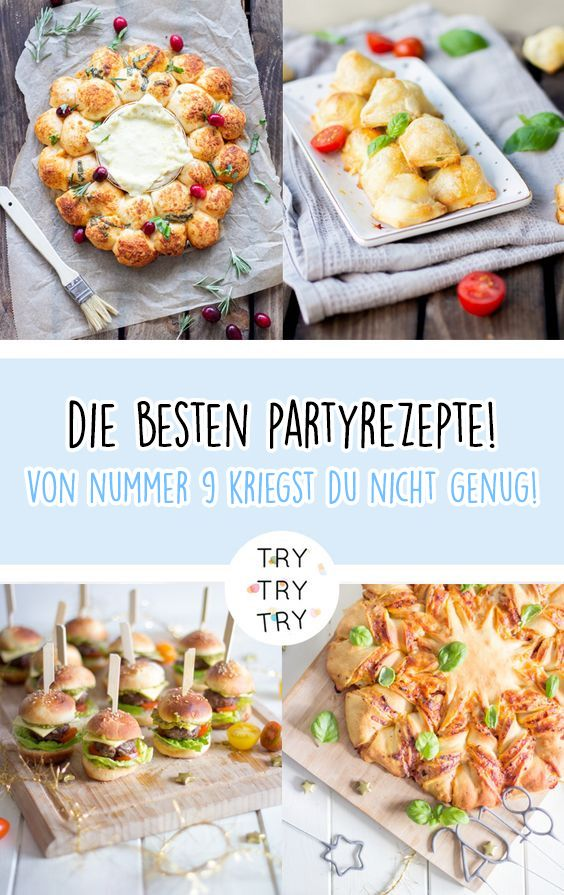 Photo of 15+ simple and creative ideas for party food