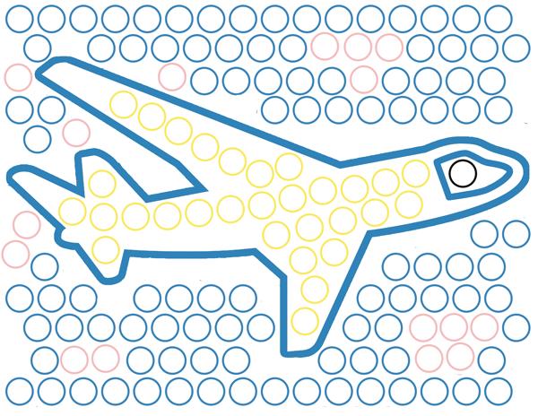 photograph regarding Printable Bingo Markers named Printable Generate Sheets for Mini Do a Dot Preschool