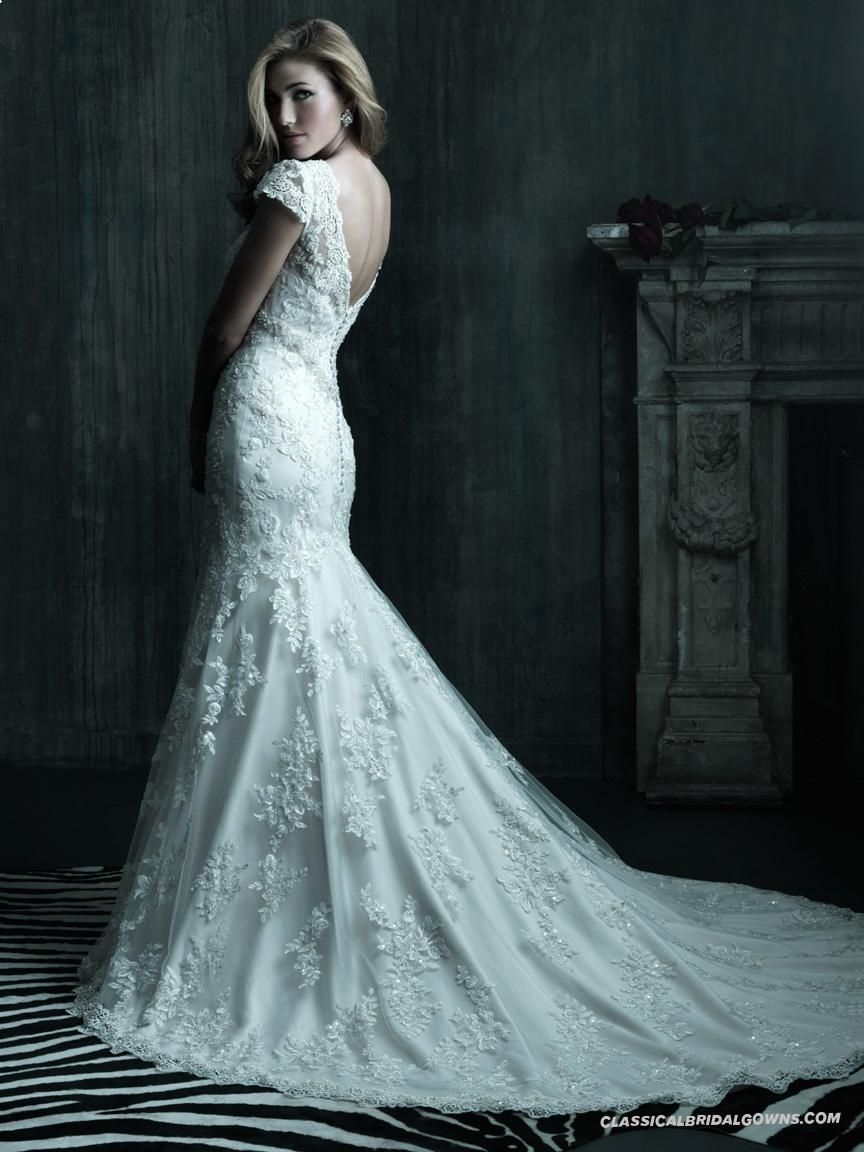 Particular Allure Couture C207 Lace Wedding Dress | Fairy Tale ...