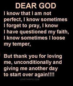 Thank You God For Never Giving Up On Me Prayer Pinterest God