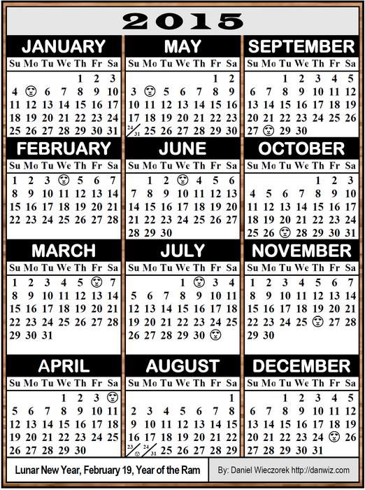 2015 calendars 2015 Calendar with Holidays 2016 CALENDARS
