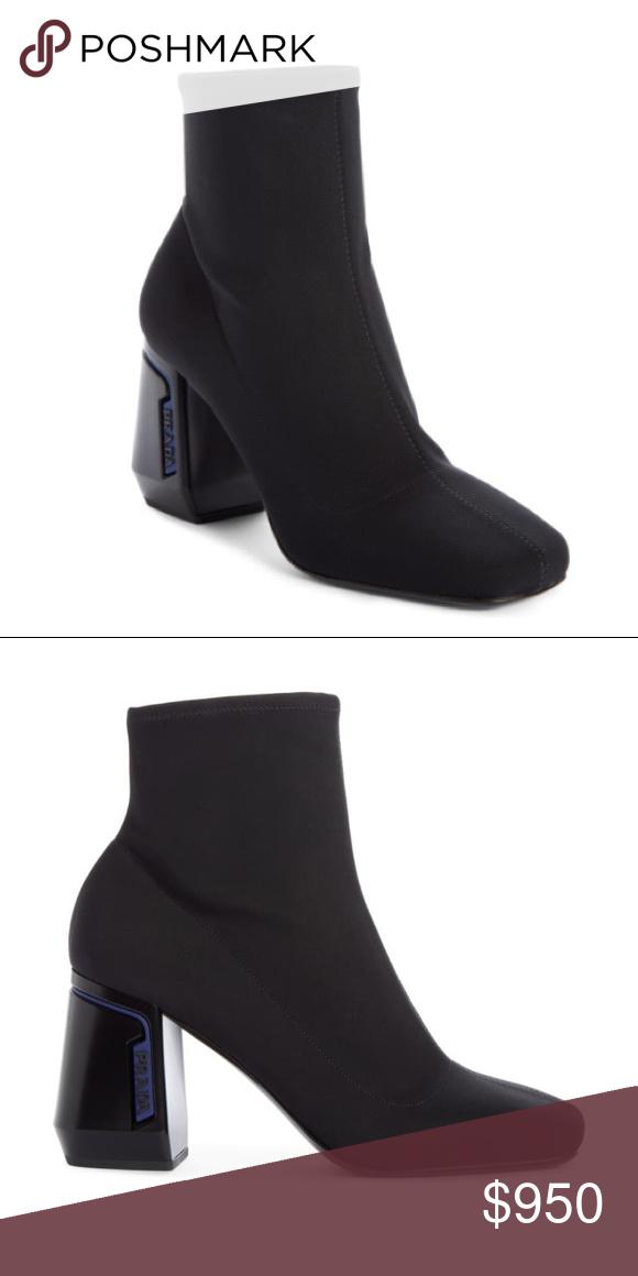 Prada, Bootie boots