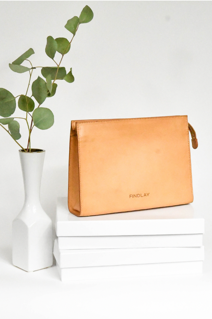 The Combo Clutch crossbody  Now LIVE ON KICKSTARTER in Naturale and Black LUX