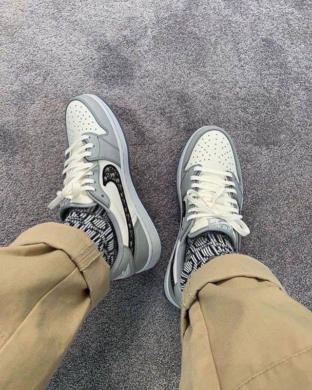 Nike Air Jordan X Dior
