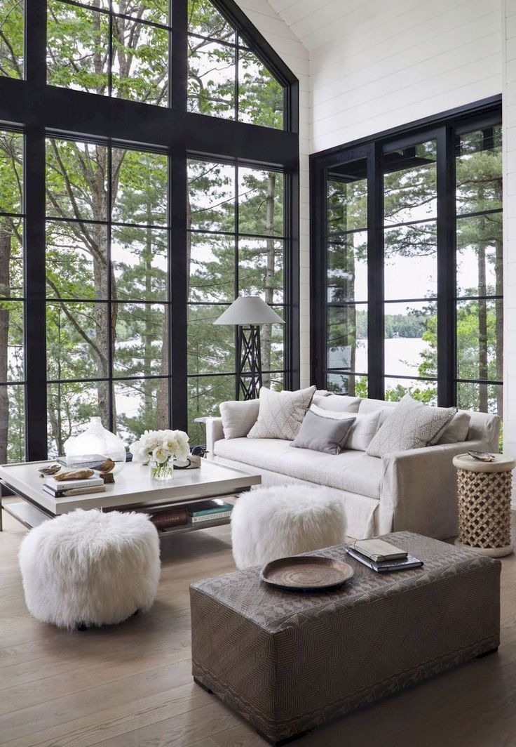 Photo of 42 + Comfy Lake House living room decor ideas – home accessories blog#accessorie…