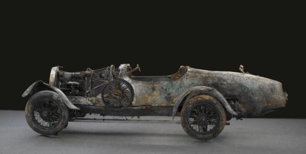 Bugatti type 22 brescia roadster
