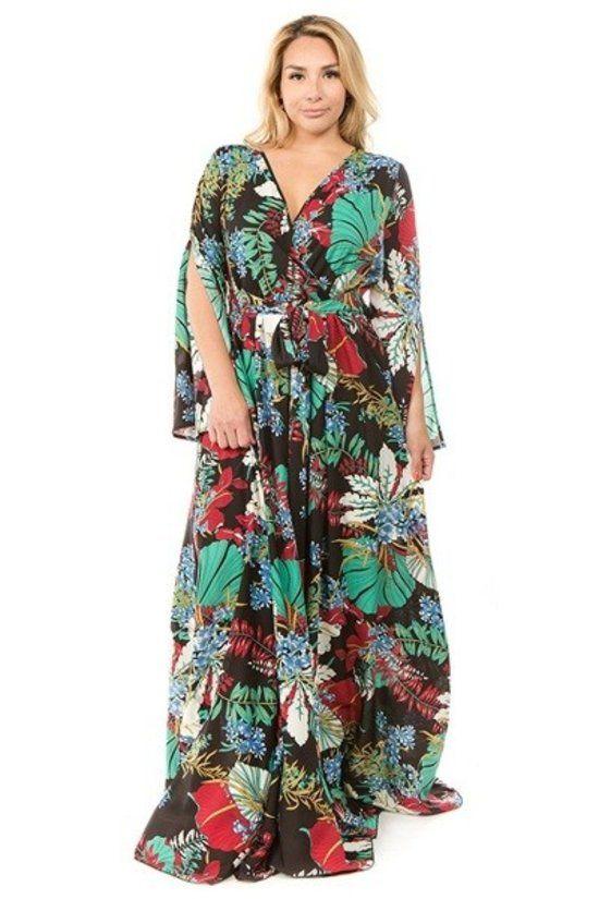 Ricarica Plus Size Dresses P1060p30 Lashowroom Zsa
