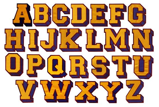 Home Format Fonts Embroidery Font Sport Block From Grand Slam